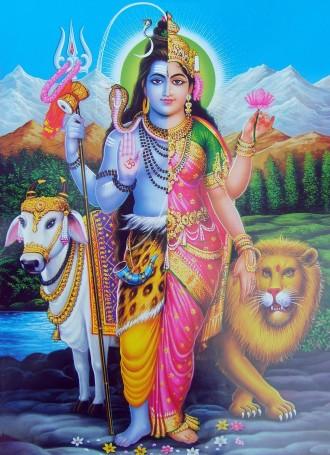 ardhanārīśvara